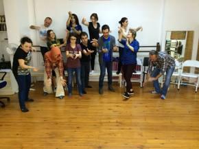 Spolin Workshop, Istanbul @spolinist