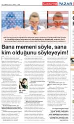 Cumhuriyet Pazar'da MEMELER
