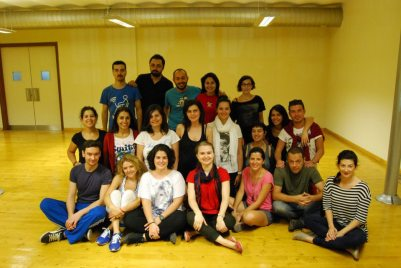Spolin Players Istanbul