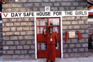 Kenya'da Sığınma Evi, lider: Agnes